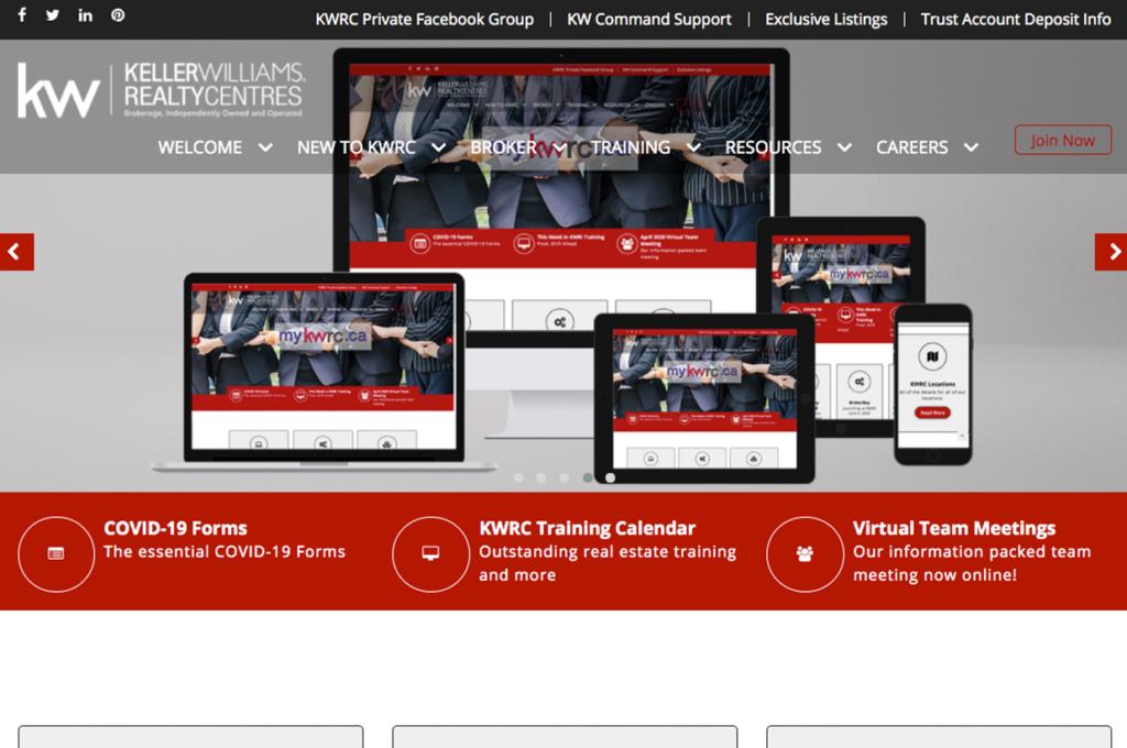 MyKWRC Website